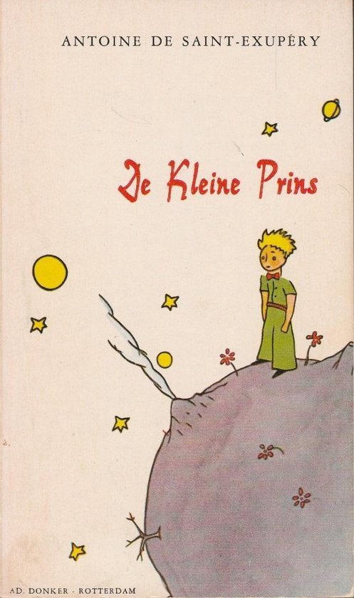 Le Petit Prince - book cover